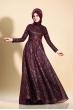 Ela Abiye - Bordo - Som Fashion