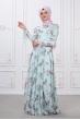 Bahar Elbise - Mint - Som Fashion