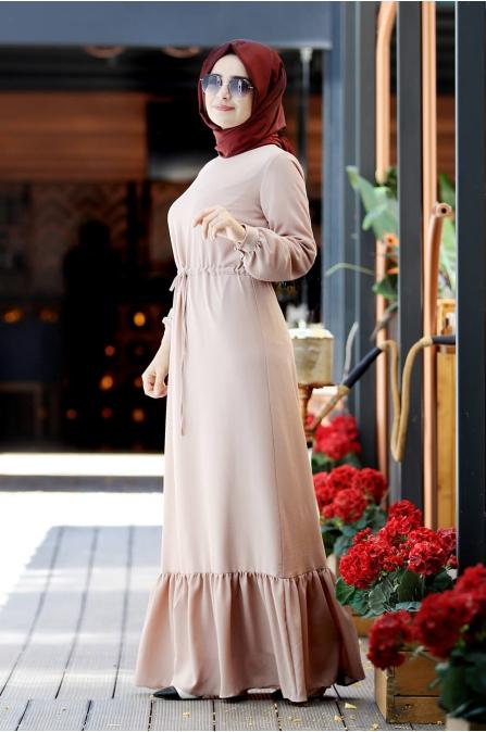 Elisa Elbise - Vizon - Sümay Moda
