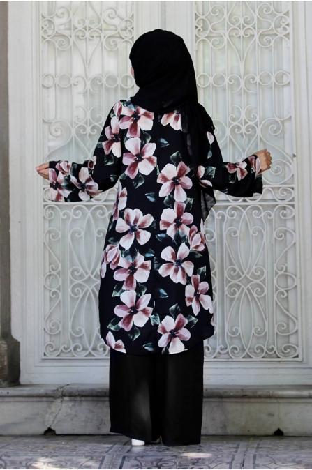 Buğlem Takım - Siyah - Sümay Moda