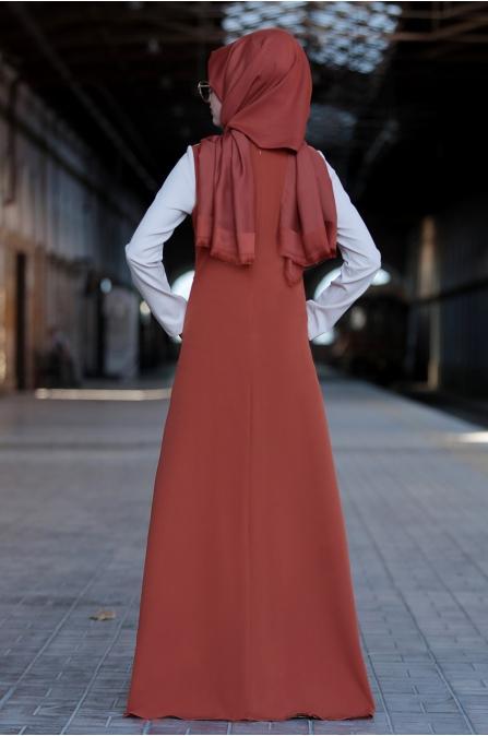 Sure - Ahenk Elbise - Kiremit