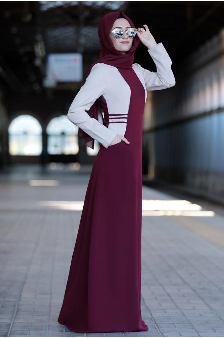 Sure - Ahenk Elbise - Şarabi