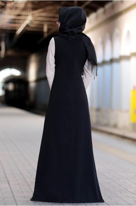 Sure - Ahenk Elbise - Siyah