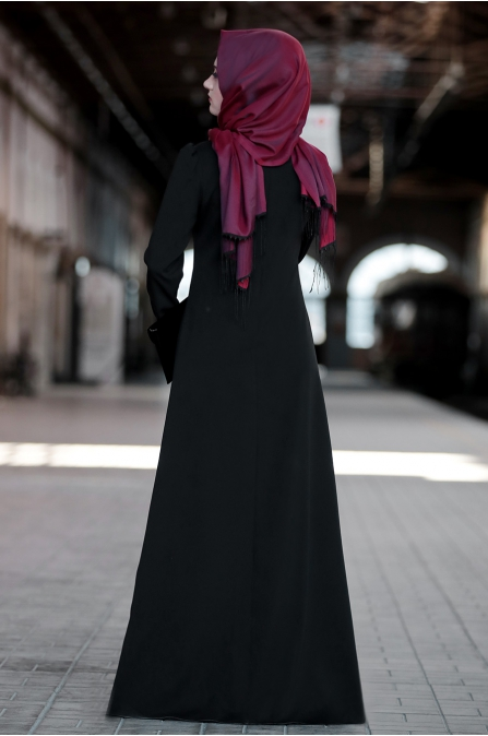 Sure - Asel Elbise - Siyah