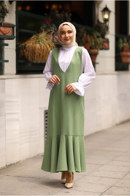 Jile Elbise Yeşil